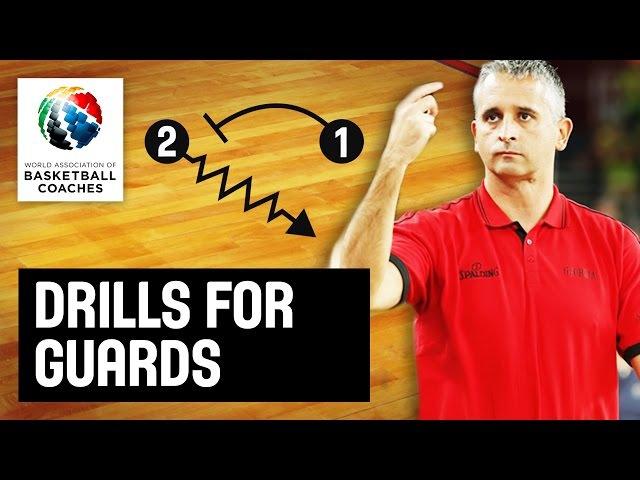 Drills for guards - Igor Kokoskov - Basketball Fundamentals