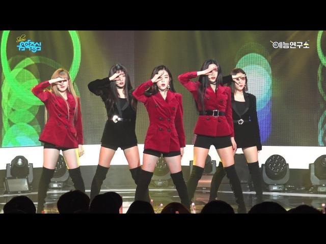 예능연구소 직캠 레드벨벳 피카부 @쇼 음악중심 20171202 Peek A Boo Red Velvet in 4K
