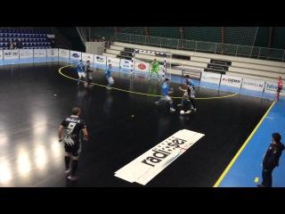 Italy League - Round 18 - Lazio C5 4x5 Lollo Caffè Napoli