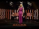 Анастасия Вишневская участница шоу «ПЕСНИ» на телеканале ТНТ.