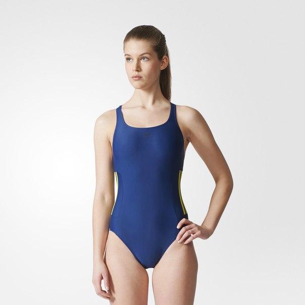 Слитный купальник Performance