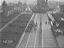 Парад Победы 1945 г Конец выступления Г Жукова и гимн СССР