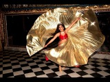 Ice Queen - Paul Dinletir ... Belly Dance choreography.