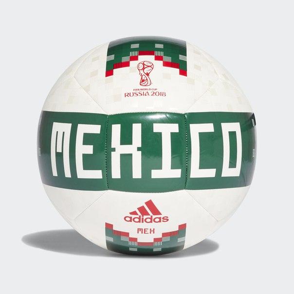 Футбольный мяч Мексика