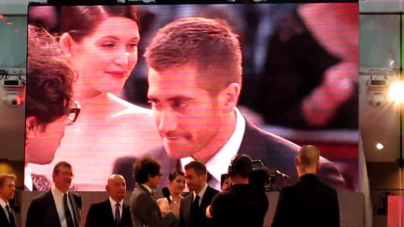 Jake Gyllenhaal and Alex Zane - Prince of Persia - London Premiere (09.05.2010)