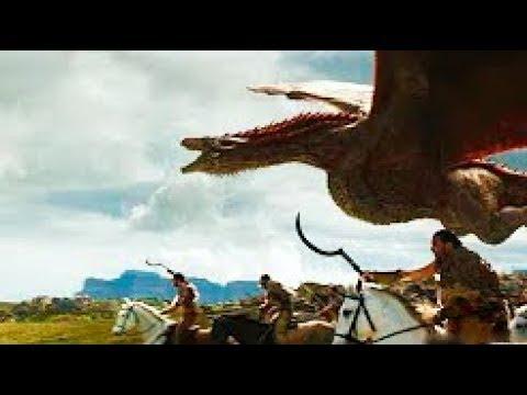Дейенерис и Дотракийцы против Ланнистеров ¦ Игра престолов Часть 1
