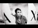 Cara Delevingne for Armani Exchange Spring Summer 2018 advertising campaign