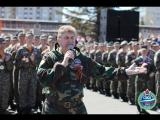 Гимн сбора 2018 с кадетами  в Благовещенске