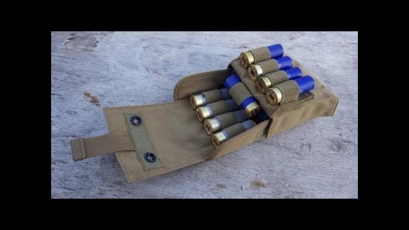 Подсумок CONDOR 25 Round 12 Gauge Shells Shotgun Reload Mag Magazine Pouch