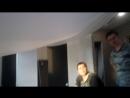 Процесс монтажа потолков