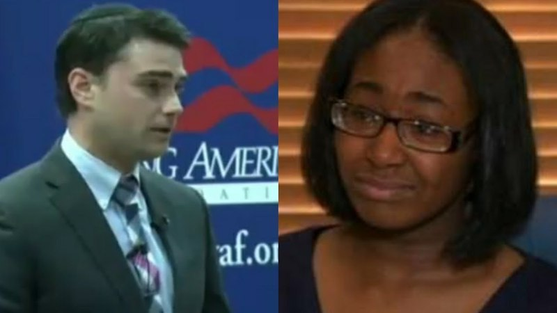 Student Implies Ben Shapiro Is White Privileged, Gets A Proper Reply From Ben