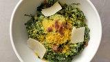 Test Kitchen Episode 15 - Kale Caesar with Cured Yolk