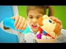 Смешное видео Элис - стоматолог. Развивающие Мультики для детей