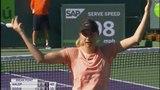 Simona HALEP VS Oceane DODIN 2nd Round MIAMI Highlights
