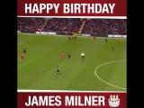 Happy birthday James Milner!   ???