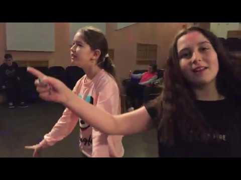 Clap Snap Весенняя добровольческая школа 26 03 2018г