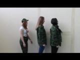 Что было бы, если девушки пошли в армию....