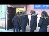Полиция Кызыла открыла двери для учащихся кадетского корпуса и школы интерната столицы