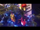 В приготовлении к Рождеству и 2018 году, Иванна Нечай