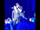 Cuando me enamoro from last night private concert miami