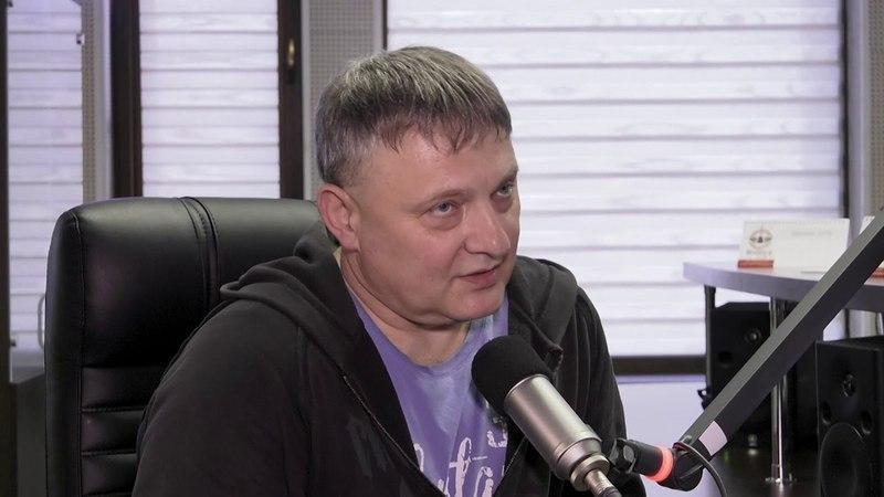 Юрій Ситник - гість Наголос із Наталкою Струк (28.04.2018)