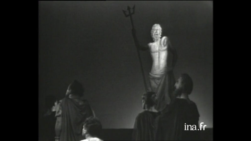 Моцарт - Идоменей - Мааг, 1963 Экс-ан-Прованс