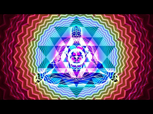 VIBRATION of The Fifth Dimension⎪Pineal Gland Stimulation Tone⎪432 Hz Ultra Healing Meditation Drums