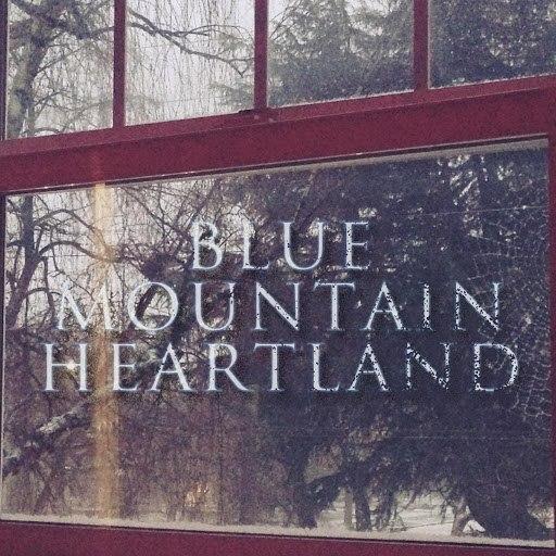 EASTGHOST альбом Blue Mountain Heartland