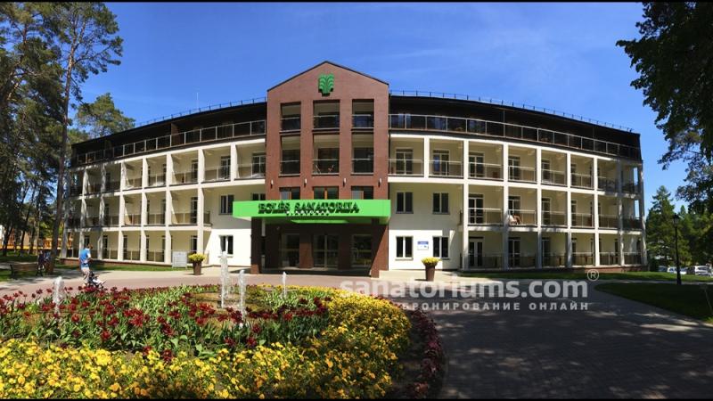 Санатoрий Egle, Бирштонас, Литва - sanatoriums.com