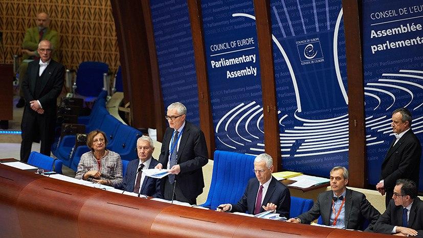 Как в России отреагировали на требование Совета Европы заплатить взнос