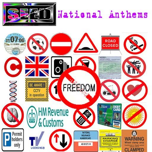Seed альбом National Anthems