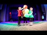 27 Танцевальная группа «Солнечные лучики» с танцем «Веселый светофор» д/с Солнышко