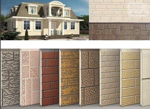 Где купить фасадные панели в городе Алматы