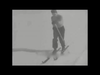 Лыжный спорт - учебный фильм СССР (1940)