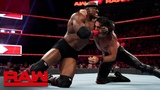 Lashley, Rollins and Elias collide for massive SummerSlam opportunity Raw, July 16, 2018