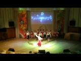 Искорка - украинский танец Гопак, старшая и средняя группы