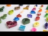 35 Paper Quilling Shapes Art &amp Craft Tutorials by HandiWorks