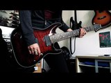Eminem - Lose yourself Guitar Cover 4K MULTICAMERA (Sharks In Your Mouth Metalcore Version)