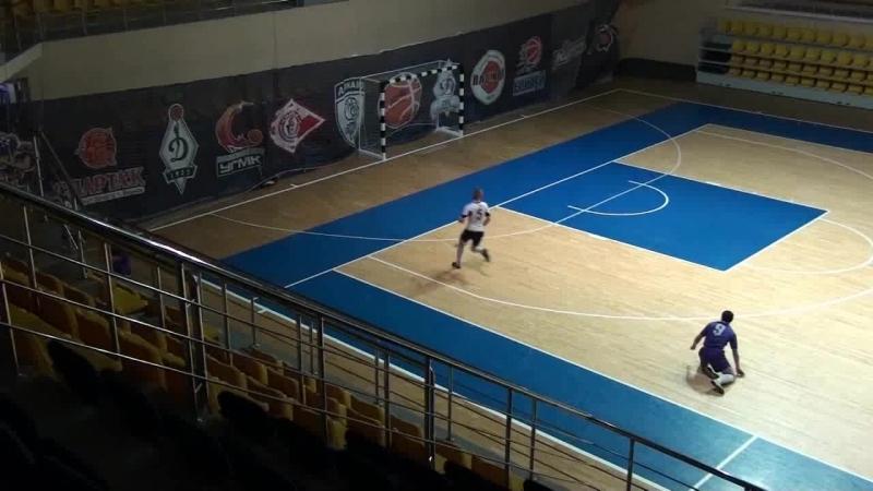 МФК «Тотьма» — «Грязовец» 11:4. Гол: Лысанов Алексей (8:0).