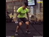 Тренировка бойца // STRONG DIVISION