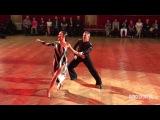 Konstantin Gorodilov - Dominika Bergmannova, EST, Final Solo Jive