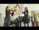 А.Вивальди. Концерт В-dur А.Глазунов. Гавот из балета Барышня-служанка