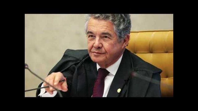 URGENTE Marco Aurélio Mello suspende prisão antecipada em 2º grau; CONFIRA !