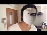 Фильтр для iPhone X, который делает лицо невидимым