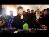 Рамзан Кадыров проголосовал на выборах Президента России.