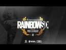 Rainbow 6 Pro League. ENCE eSports vs sno0ken Knows | Mysterious Monkeys vs Supremacy