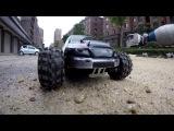 Mini RC 4WD Truck Drifting - WLToys A979 Vortex