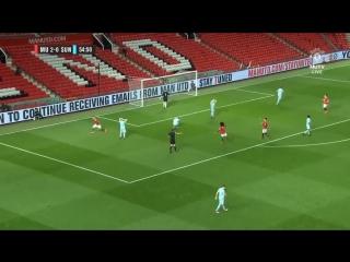 #MUFCu23 4-0 Sunderland U23   Обзор матча