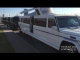 Лимузин Гелендваген 2016 года! Единственный в Астане. Эксклюзив