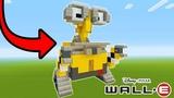 Minecraft How To Make WALL-E